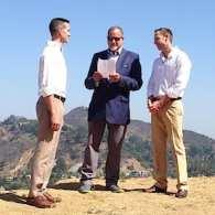 Outsports Founder Cyd Zeigler Marries Partner Dan Pinar: PHOTO