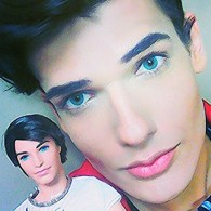 'Human Ken Doll' Plans On Releasing Meta-Dolls Of Himself