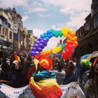 Hundreds of Nepalese LGBT March in Capital for Gay Pride