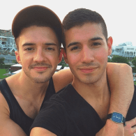 Speed-Skater Blake Skjellerup Reveals Engagement to Boyfriend Saul Carrasco
