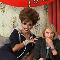 Bianca Del Rio Gets In Bed With Joan Rivers: VIDEO