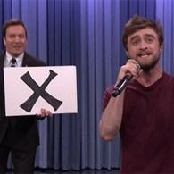 Daniel Radcliffe Raps Blackalicious' 'Alphabet Aerobics', Proves Rapping Prowess: VIDEO