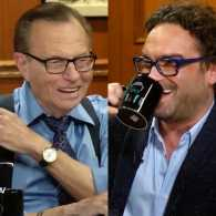 Larry King and Johnny Galecki Mock Alabama Chief Justice Roy Moore's Anti-Gay Stupidity: VIDEO