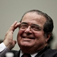 SCOTUS Justice Antonin Scalia Protests Same-Sex Marriage–Again