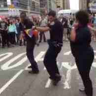 Hot Cop at Gay Pride