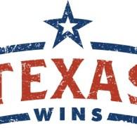 Logo for Texas Wins