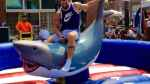 Brian Sims kicks off Shark Week
