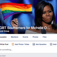 White Pride Facebook Group Descends into Chaos After Reporter Spams Out Pro-LGBT, Pro-Obama Messages