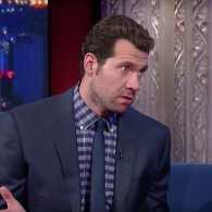 Billy Eichner Stephen Colbert