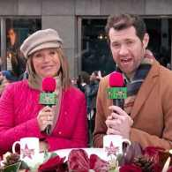 Billy Eichner Thanksgiving