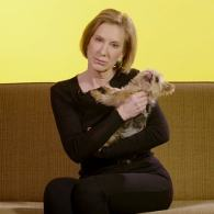 Carly Fiorina Eats a Dog Biscuit, Attacks President Obama in Ridiculous Video: WATCH