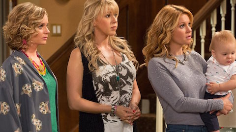 Candace Cameron Bure on 'Fuller House.'