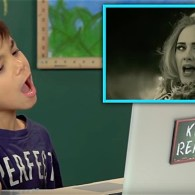 Kids React to Adele