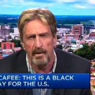 John McAfee Apple
