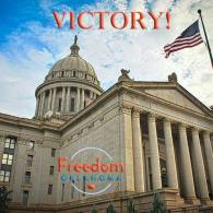 Oklahoma LGBT Advocates Declare Victory Over 27-Bill, Anti-Gay 'Slate of Hate'