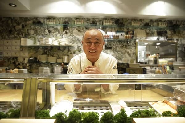 Uncork'd: Chef Nobu Matsuhisa