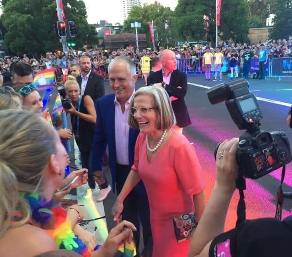 Malcolm Turnbull plebiscite