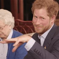 Prince Harry and The Queen Just Dropped the Mic on the Obamas – WATCH