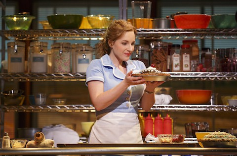 Waitress Broadway