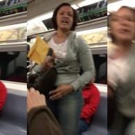 NYC transphobic attack