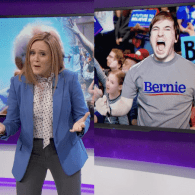 samantha bee bernie