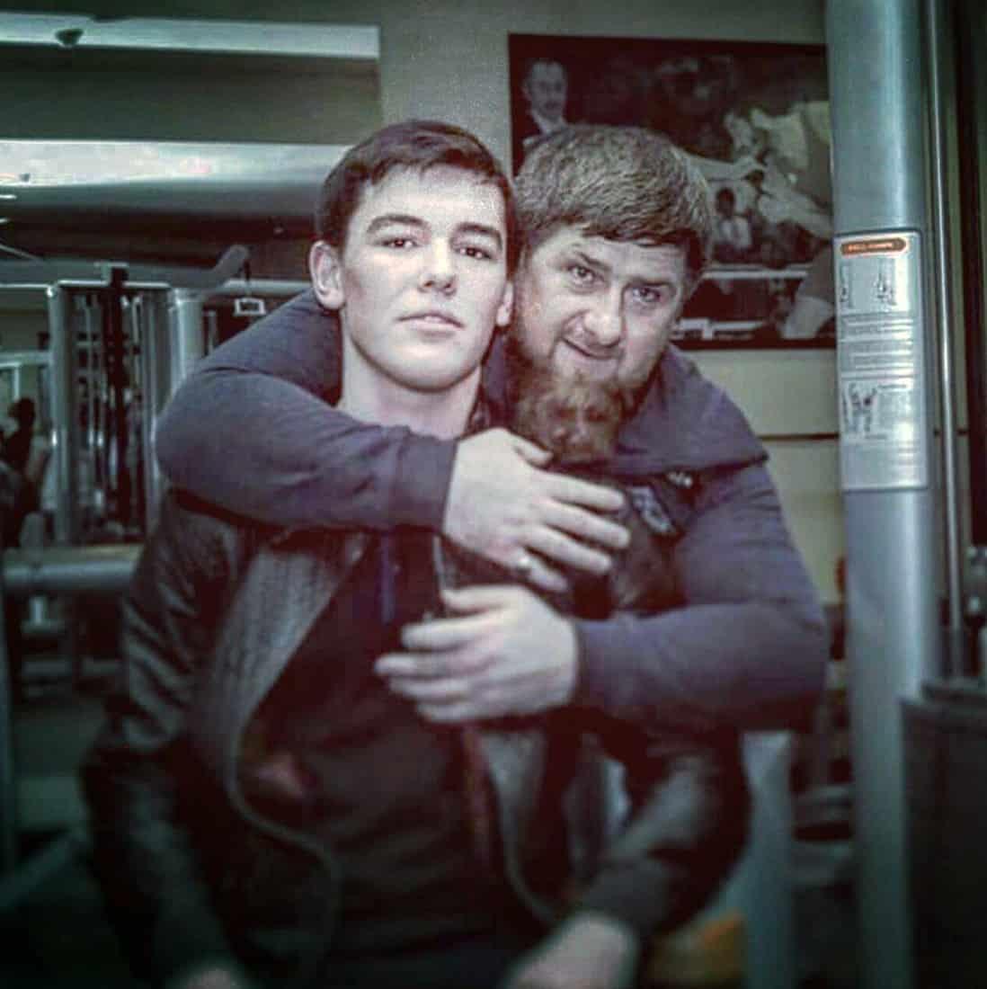 Ramzan Kadyrov John Ol...