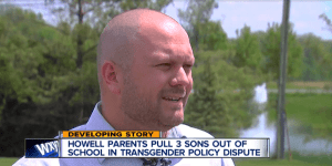 michigan dad transgender