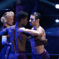 nyle dimarco same-sex dance