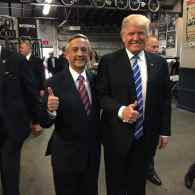 donald trump robert jeffress