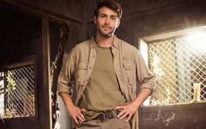 James Wolk zoo