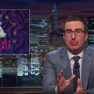 As Britain Considers a 'Brexit' from the EU, John Oliver Has a Better Idea: WATCH