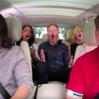 Broadway Carpool karaoke