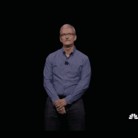 Tim Cook gay