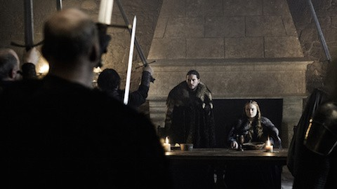 Game of Thrones Jon Sansa