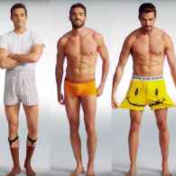 Drop Your Pants for This Tribute to 100 Years of Men's Underwear