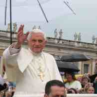 Pope Benedict Says He Broke Up 'Gay Lobby' at the Vatican – VIDEO