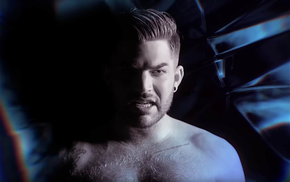 Adam Lambert Surprises Fans With New Video A Mantra To Inspire Strength And Pride Towleroad