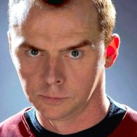 Simon Pegg: I 'Respectfully Disagree' with George Takei About Gay Sulu