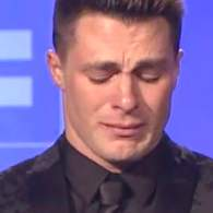 Tearful Colton Haynes Accepts HRC Visibility Award, Makes Promise to Future LGBT People: WATCH