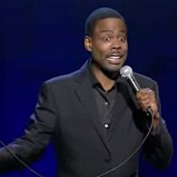 Chris Rock faggot