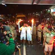 gay olympic torch kiss
