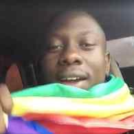 Richard Lusimbo Pride Uganda