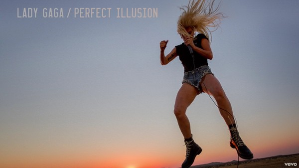 Lady Gaga releases new dance anthem 'Perfect Illusion'