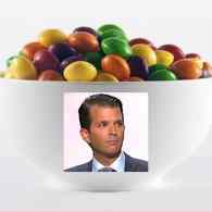Skittles Donald Trump Jr