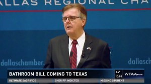 Dan Patrick women's privacy act