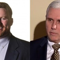 Patrick Burke Mike pence gay conversion therapy