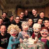 NYC Gay Men's Chorus and the Golden Girls Puppets 'Thank You For Being a Friend' – WATCH