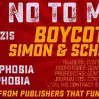 Simon & Schuster Threatened with Boycott for $250K Book Deal with Alt-Right Homocon Troll Milo Yiannopoulos