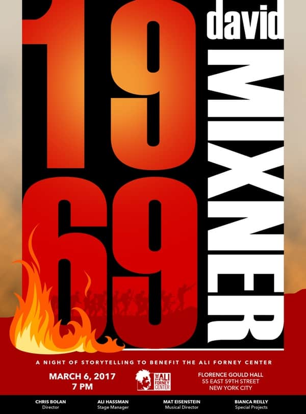 1969 Poster Mixner
