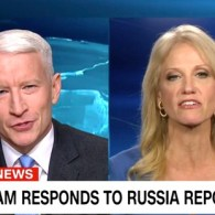 Anderson Cooper Stands Up to Kellyanne Conway's Dishonest Attacks on CNN's Legitimate Russia Report: WATCH